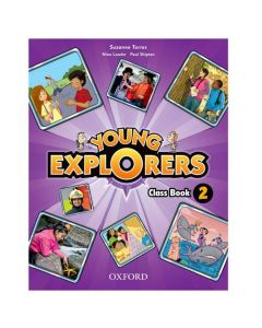 Young Explorers 2 Student Book