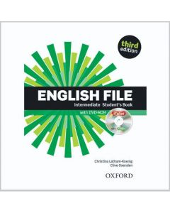 English File 3 Edition Intermediate: Students Book+iTutor Pack