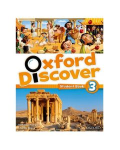 Oxford Discover 3 Students Book
