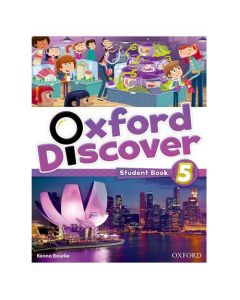 Oxford Discover 5 Students Book