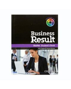 Business Result Starter: Students Book and DVD-ROM Pack