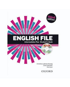 English File 3th Edition Intermediate Plus Students Book and iTutor DVD-ROM Pack
