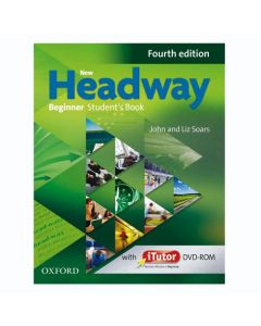 New Headway 4th Edition Beginner Student's Book and iTutor Pack
