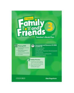 Family And Friends 2nd Edition 3: Teachers Book