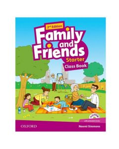 Family and Friends 2nd Edition Starter: Class Book