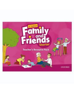 Family and Friends 2nd Edition Starter: Teachers Pack