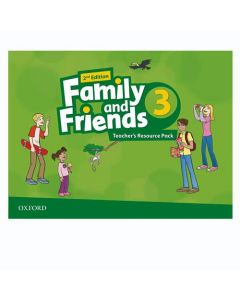 Family and Friends 2nd Edition 3: Teachers Pack