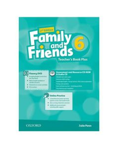 Family and Friends 2nd Edition 6: Teachers Book Plus Pack