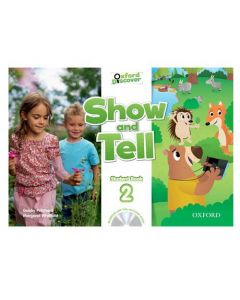 Show and Tell 2: Students Book Pack