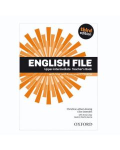 English File third edition: Upper-intermediate. Teacher's Book with Test and Assessment CD-ROM