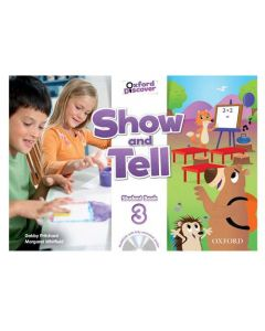 Show and Tell: Level 3. Student Book and MultiROM Pack