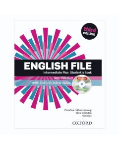 English File 3th Edition Intermediate Plus Students Book and iTutor AND Online Skills Oack