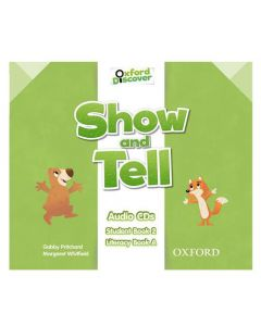 Show and Tell 2 Class CD