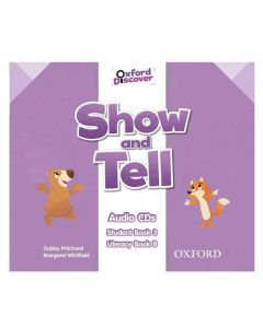 Show and Tell 3 Class CD
