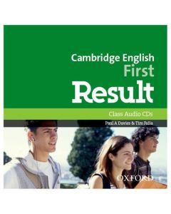 Cambridge English: First Result Class Audio CDs