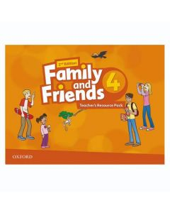Family and Friends 2nd Edition 4: Teachers Pack