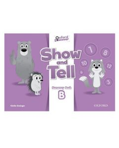 Show and Tell: Level 3. Numeracy Book