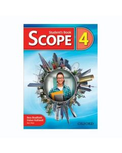 Scope 4 Students Book