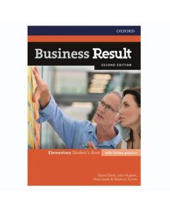 Business Result Second Edition Elementary: Students Book and iTtutor Pack