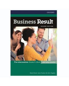 Business Result Second Edition Pre-Intermediate: Students Book and iTtutor Pack