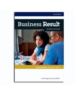 Business Result Second Edition Intermediate: Teachersbook and DVD Pack