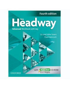 New Headway 4th Edition Advanced Workbook and iChecker with Key