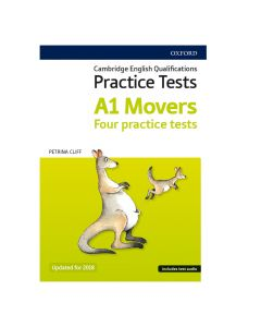 Cambridge Young Learners English Qualifications Practice Tests A1 Movers Pack