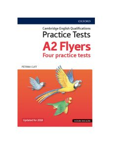 Cambridge Young Learners English Qualifications Practice Tests A2 Flyers Pack