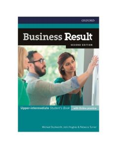 Business Result Second Edition Upper-Intermediate: Student's Book with Online Practice