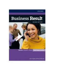 Business Result Second Edition Starter: Students Book and iTtutor Pack