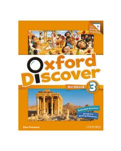 Oxford Discover 3 WB+OPP