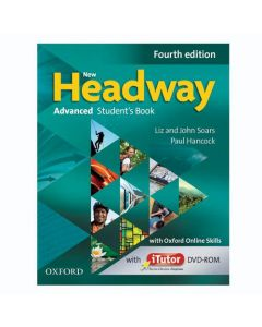 New Headway 4th Edition Advanced Student's Book and iTutor Pack AND Online Practice Pack