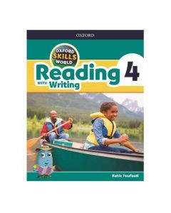 Oxford Skills World Read And Write 4 Students Book