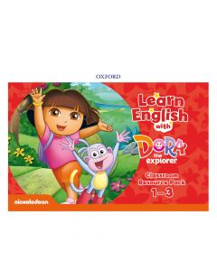 Learn English with Dora the Explorer 1-3 Resource Pack