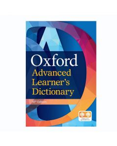 Oxford Advanced Learner's Dictionary 10th Ed Paperback (with 1 year's access to both premium online and app)