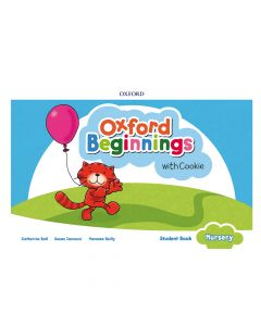 Oxford Beginnings with Cookie 1 Student's Book