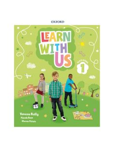 Learn With Us Level 1 Class Book