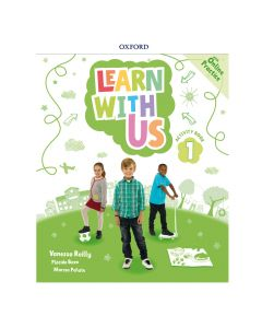Learn With Us Level 1 Activity Book with Online Practice
