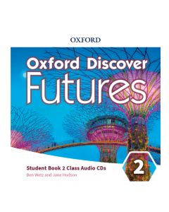 Oxford Discover Futures Level 2 Class Audio CDs