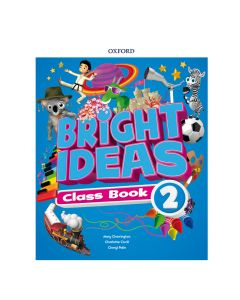 Bright Ideas Level 2, Pack (Class Book and app)