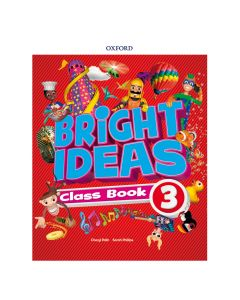 Bright Ideas Level 3, Pack (Class Book and app)