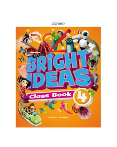 Bright Ideas Level 4, Pack (Class Book and app)