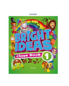 Bright Ideas Level 1 Pack Class Book and app