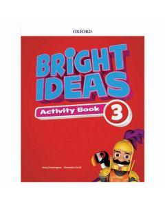 Bright Ideas 3 Activity Book with Online Practice