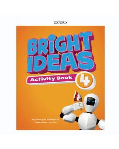 Bright Ideas 4 Activity Book with Online Practice