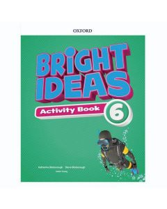 Bright Ideas 6 Activity Book with Online Practice